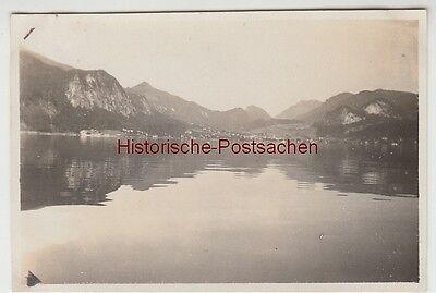 (f12363) Orig. Foto St. Wolfgangsee 1930