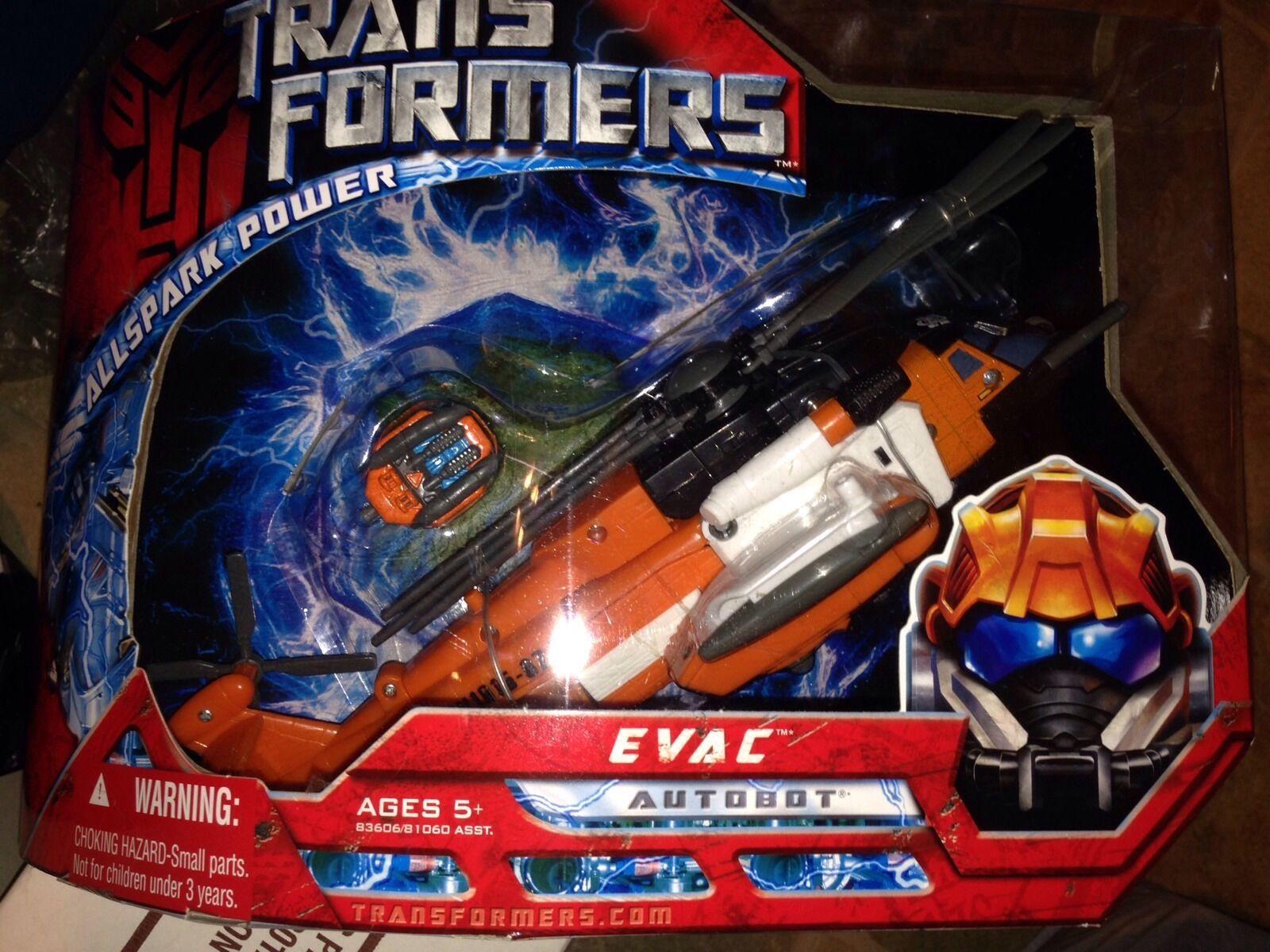Transformers Voyager Class Autobot Evac New Sealed Movie 2007