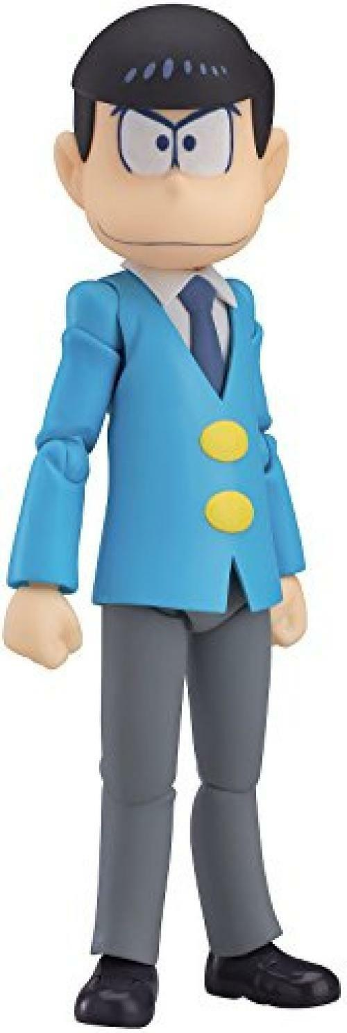 NEW Karamatsu Matsuno Osomatsu-san MaxFactory Action Figure Figma from Japan F S