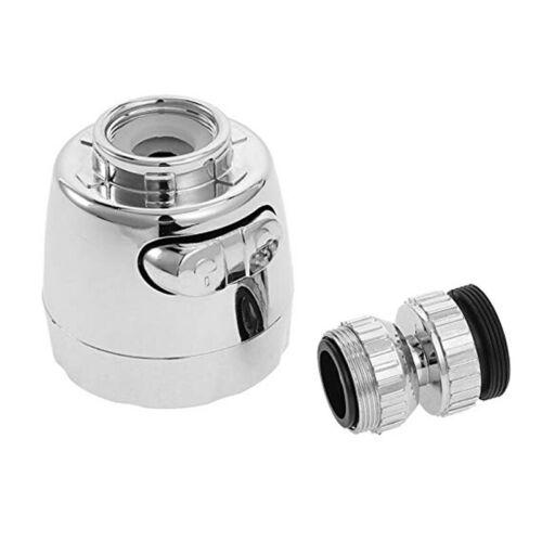 360° Kitchen Tap Head Water Saving Faucet Extender Sprayer Sink Spray Aerator
