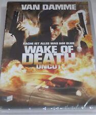 Wake of Death - DVD/NEU/OVP/Action/Jean-Claude van Damme/uncut/FSK 18