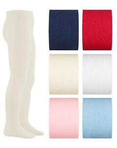 Playshoes-LEOTARDOS-color-unico-Surtido-Mezcla-De-Algodon-Sin-SIN-DIBUJO