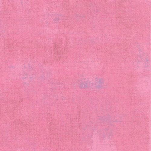 Moda Tela Grunge Blush Rosa Quilting fabric se vende por 1//4 Metros