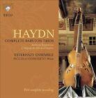 Haydn: Complete Baryton Trios (CD, Feb-2009, 21 Discs, Brilliant Classics)