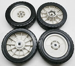 set of 4 honda wheels tires hr194 hra194 hr195 hr214. Black Bedroom Furniture Sets. Home Design Ideas
