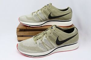 9e906a100832 Image is loading Nike-Flyknit-Trainer-Shoes-Neutral-Olive-Velvet-Brown-
