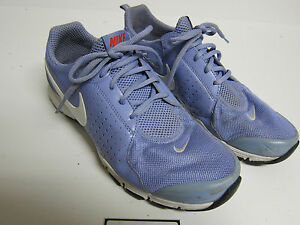 Image is loading Nike-Training-Running-CrossTraining-Shoes-Womens -Size11-Purple-
