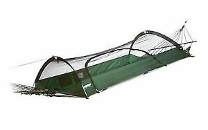 finest selection db401 a45a6 Blue Ridge Camping Green Hammock Tent Lawson Boy Scout 24196 Fast Ship
