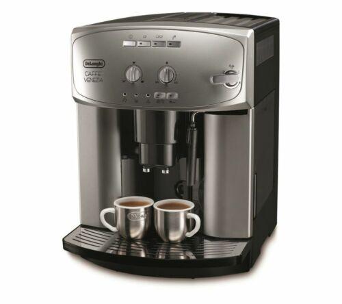 DELONGHI Caffe Venezia ESAM2200 Bean To Cup Coffee Machine Silver & Black Currys