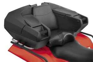 New QuadBoss Rest-N-Store ATV Trunk Rear Seat 2009-2015 Suzuki KingQuad 500 AXi Auto Parts & Accessories
