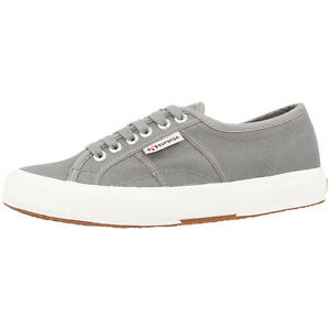 2750 Sneaker Grey Sport Freizeit Classic Cotu Schuhe Sage S000010 Superga m38 vwad1v
