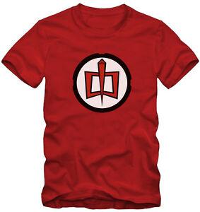 T-shirt /Maglietta Ralph Supermaxieroe The Greatest American Hero sheldon TV