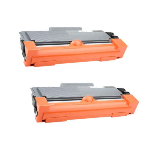 6PK TN-660 Black Laser Toner Cartridge for Brother TN660 TN630 HL-2340DW L2360D