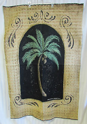 Palm Tree Tropical Large Tapestry Fabric Unfinished Wall