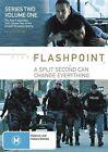 Flashpoint : Series 2 : Vol 1 (DVD, 2012, 3-Disc Set)