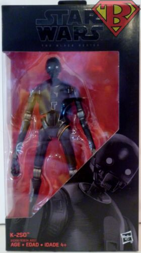 """K-2SO Star Wars Rogue One Movie The Black Series 6/"""" inch Action Figure #24 2016"""