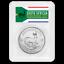 2019 South Africa 1 oz Silver Krugerrand MS-69 PCGS FS SKU#181239
