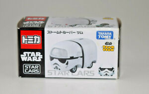 TAKARA-TOMY-Star-Cars-Tsum-Tsum-Stormtrooper-Tsum-Diecast-Star-Wars-Mini-Car-NEW