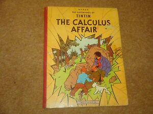 Tintin-1960-The-Calculus-Affair-First-Edition-average-condition