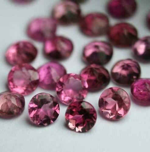 VS 1Turmalin Pink Rund 3mm!!!