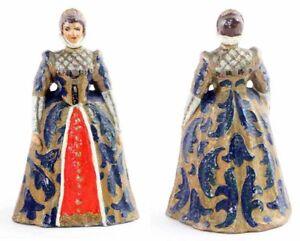 Vertunni Figurine Elisabeth D'autriche / Soldat de jouets anciens