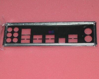 ASUS I//O IO SHIELD BLENDE BRACKET  P7H55 P7P55 LX