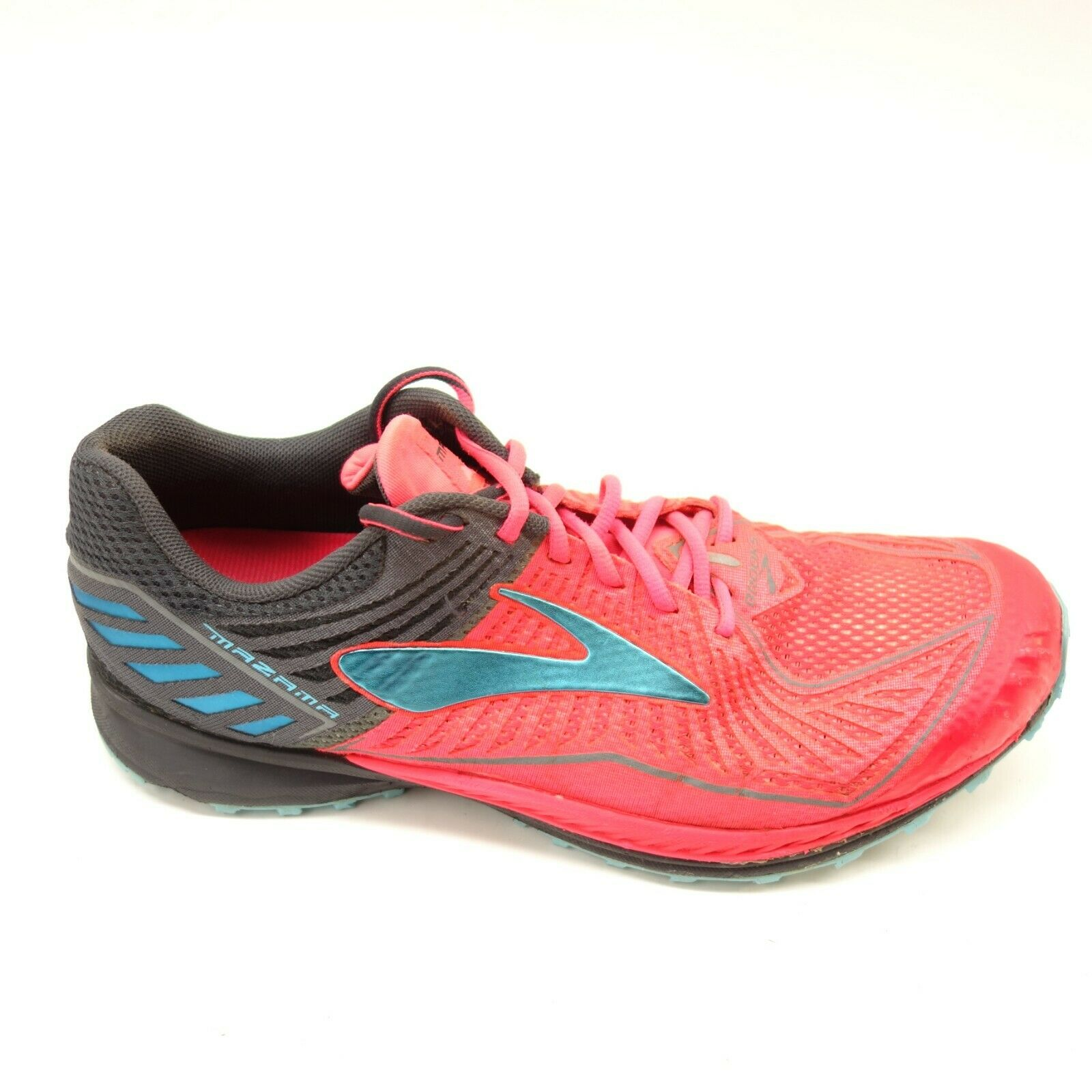 Brooks Brooks Brooks Womens Size 7 Mazama Athletic Support Mesh Cross-Training Running shoes 14710e