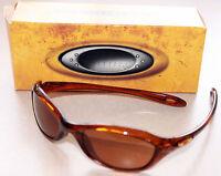 Oakley Xs Fives Dark Amber W/ Bronze Lens Sunglasses