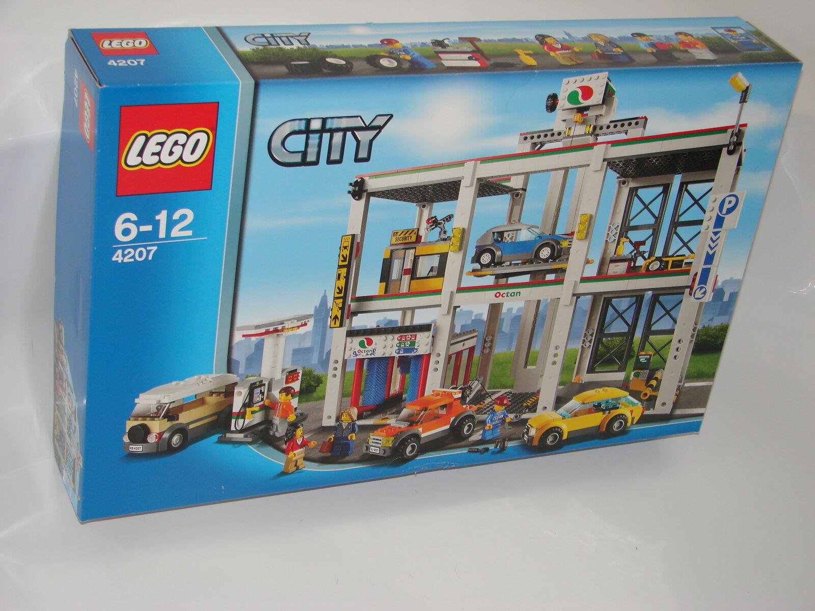 LEGO® City 4207 Werkstatt NEU OVP City Garage NEW MISB NRFB