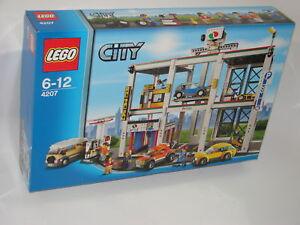 Lego City Garage : Lego city werkstatt neu ovp city garage new misb nrfb ebay