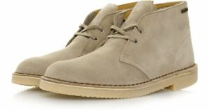 world-wide free shipping diversified in packaging incredible prices Details about Clarks Originals Mens ** GTX DESERT BOOTS SAND ** Waterproof  ** UK 7,8,9,10,11 G