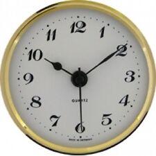 New Quartz Clock Insertion Movement 65mm Diameter Arabic Numerals - CM533