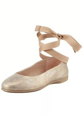 ECCO Women's's Incise Ballet Flats [1053]UK 6.5 7 EU 40 Silver (Moon Rock) 2745 809704385464   eBay