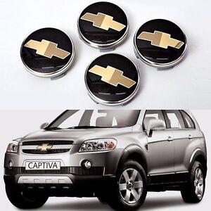 Cross-Wheel-Center-Hub-Cap-4EA-for-2006-2011-CHEVROLET-Chevy-CAPTIVA-96452311