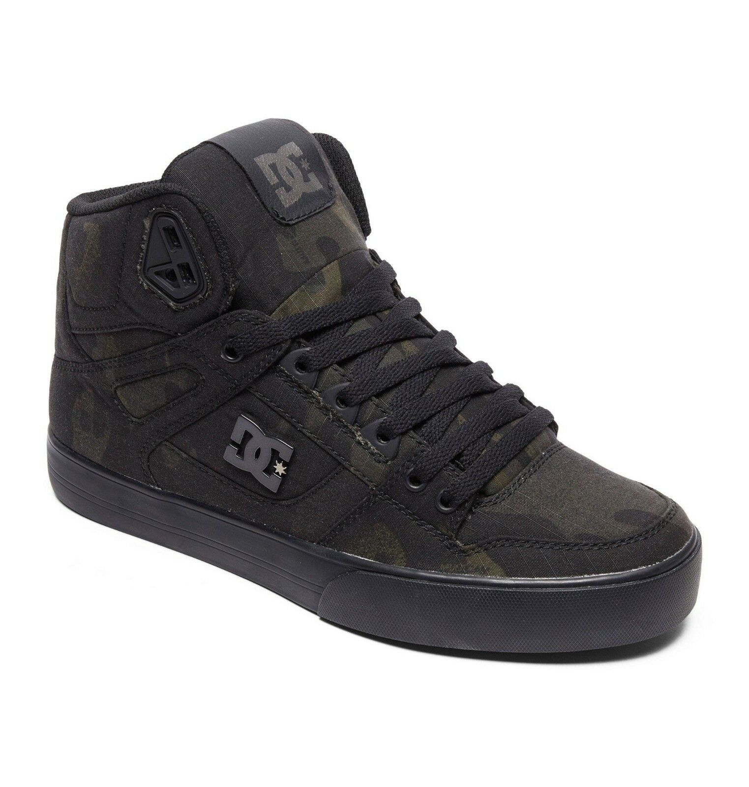 DC SHOES PURE HIGH TOP TXSE CAMO ADYS400046 CMO MENS UK SIZES 8 - 11