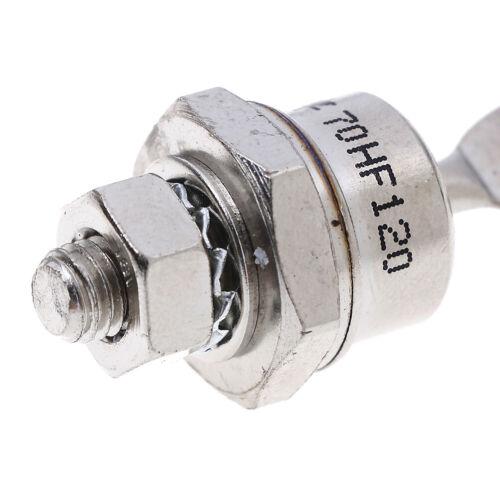 1 x 70HF120 70A 1200V Gleichrichterdioden mit Hohem Gleichrichter aus MeYRH5