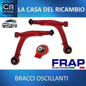 COPPIA-BRACCI-OSCILLANTI-RINFORZATI-FRAP-FIAT-PANDA-169-1-1-1-2-BZ-1-3-JTD-4x4