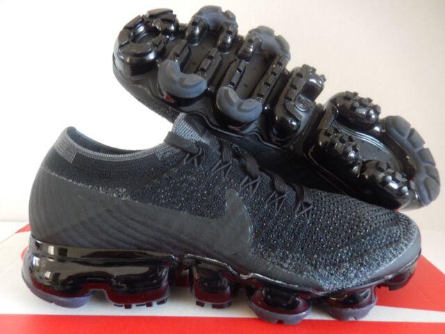 3734242fc595b WMNS Nike Air Vapormax Flyknit ID Triple Black Sz 7 Ah0003-991 for ...