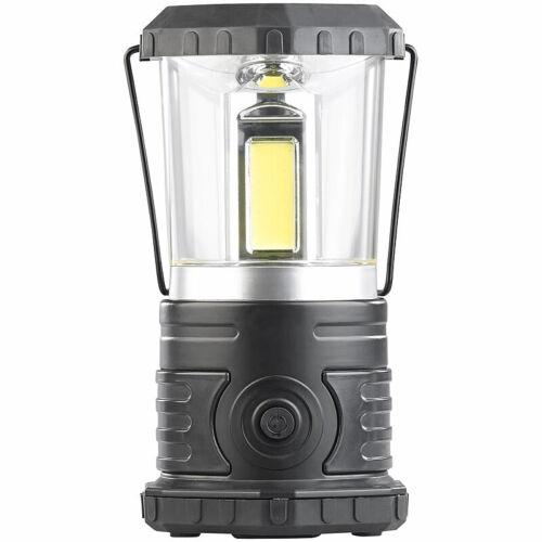 750 Lumen LED Campinglampe: Dimmbare Camping-Laterne mit COB-LEDs IP44 9 Watt