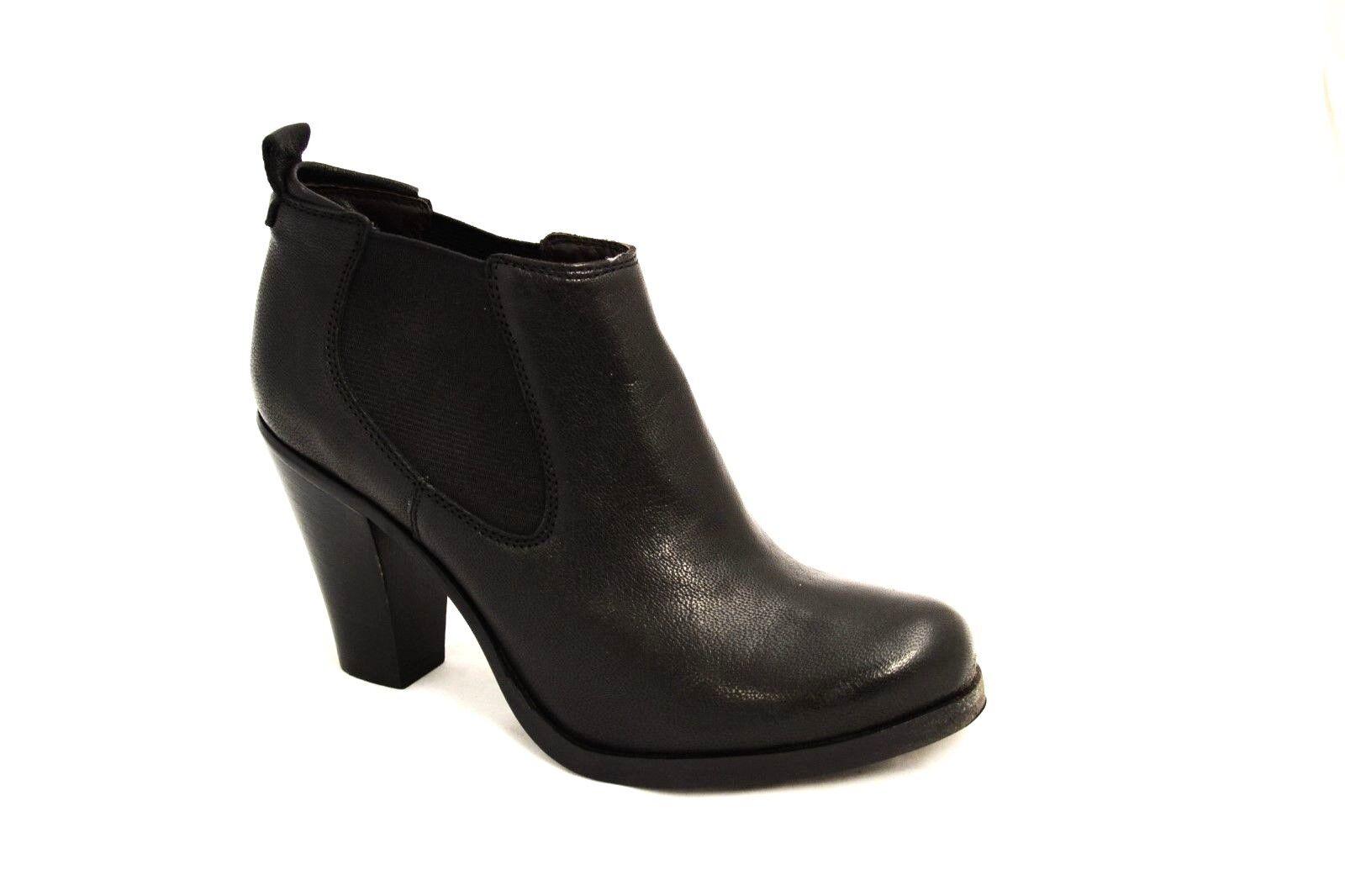 Zapatos especiales con descuento SCARPE STIVALETTI DONNA 37 VERA PELLE MADE IN ITALY ARTIGIANALI CON ELASTICO
