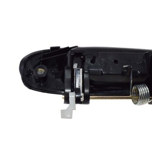 NEW Outside Door Handle Rear Right RR Black Fit For TOYOTA COROLLA 93-97