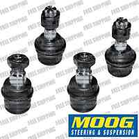Ford Truck Dodge Ram Front Lower And Upper Ball Joint Set Moog Suspension Parts