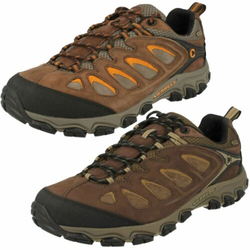 J24397 Merrell Walking Pulsate marrone Shoes Mens Waterproof Espresso 7xBwxFq