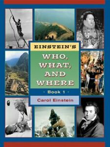 Einsteins-Who-What-Where-1-Student-Grd-4-5-by-Einstein-Carol-Book-The-Fast-Free