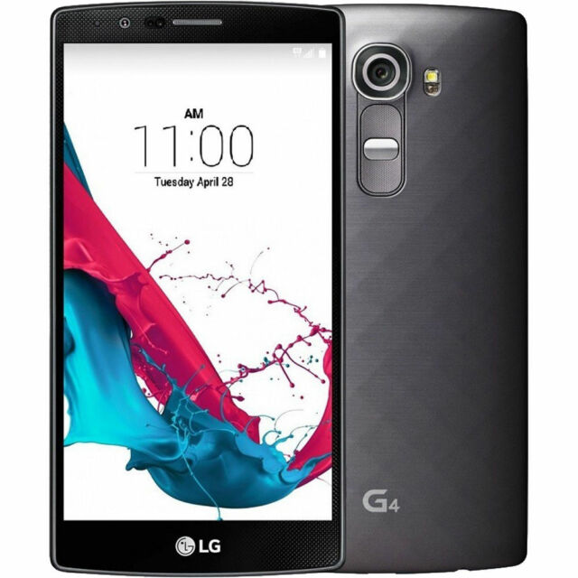 NEW LG G4 AS991 GRAY (UNLOCKED GSM) 32GB 4G ANDROID SMARTPHONE