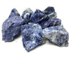 Rough Sodalite Stones 2 lb Lot Zentron™ Crystals