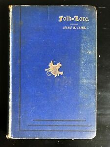 Notes-on-Superstition-and-Folk-Lore-1885-RARE-Laing-Ghosts-Wraiths-Witchcraft