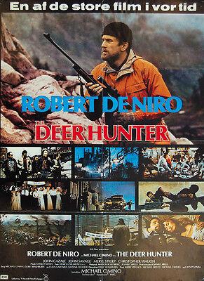 Robert De Niro movie poster print 2 The Deer Hunter 1978