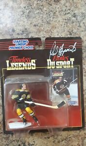 Phil Esposito Autographed 1995 Starting Lineup Timeless Legends