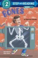 Step into Reading: Bones by Stephen Krensky (1999, Paperback)